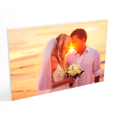 """20x30"""" Horizontal Photo Canvas Print - White Edges"""