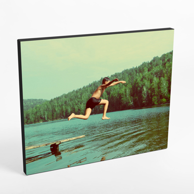 "20x24"" Horizontal Photo Canvas Print - Black Edges"