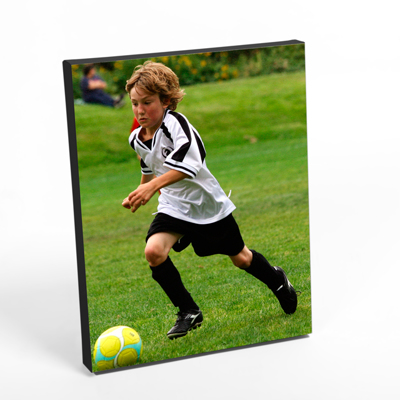 "11x14"" Vertical Photo Canvas Print - Black Edges"