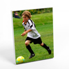"11x14"" Vertical Photo Canvas Print - White Edges"