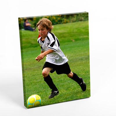 "11x14"" Vertical Photo Canvas Print"