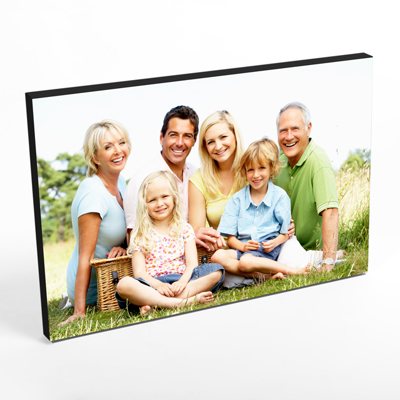 "16x24"" Horizontal Photo Canvas Print - Black Edges"
