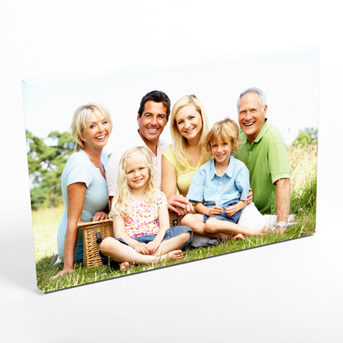"16x24"" Horizontal Photo Canvas Print"