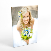 "16x24"" Vertical Photo Canvas Print"