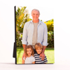 "5x7"" Vertical Photo Canvas Print - Black Edges"
