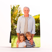 "5x7"" Vertical Photo Canvas Print"