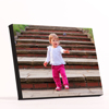 "5x7"" Horizontal Photo Canvas Print - Black Edges"