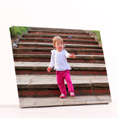 "5x7"" Horizontal Photo Canvas Print"