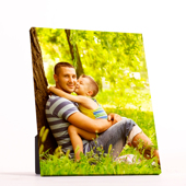 "8x10"" Vertical Photo Canvas Print"