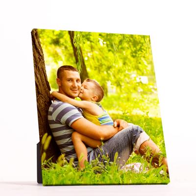 "8x10"" Vertical Photo Canvas Print"