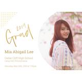 Grad Card (18-119-5x7)