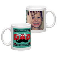 Standard Mug - Full Wrap (Dad Mug G)