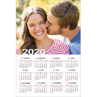 8 x 12 Poster Calendar - 2020