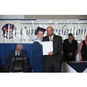 Cole Harbour District High Graduation