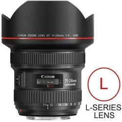 Canon-EF 11-24mm F4L USM-Lenses - SLR & Compact System