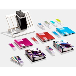Pantone-Reference Library Plus Series Guides and Chip Books Includes Paper Chip Savers-Miscellaneous Studio Accessories