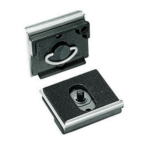 """Manfrotto-200PLARCH-14 Rapid Connect Architectural Mounting Plate - 1/4""""-Tripods, Monopods and Support Accessories"""
