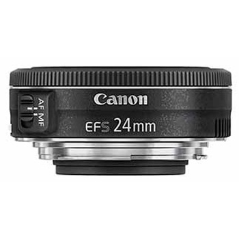 Canon-EF-S 24mm F2.8 STM-Lenses - SLR & Compact System