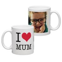 Standard Mug - Full Wrap (Mum Mug D)