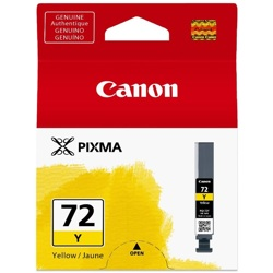 Canon-PGI-72Y - Yellow Ink Cartridge-Ink Cartridges