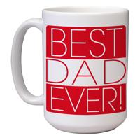 15 oz Ceramic Mug (Dad C)