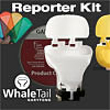 Gary Fong-WhaleTail Reporter Complete (GFWTCMPLETER)-Miscellaneous Camera Accessories