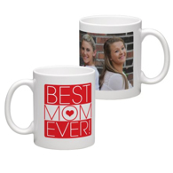 11 oz Ceramic Mug (Mom C)