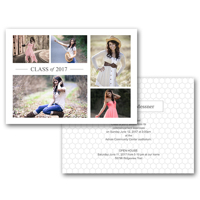 016-018-5x7 - CARDSTOCK CARD - SET OF 25