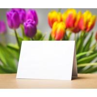 5x7 Folding Card Horizontal (DIY)