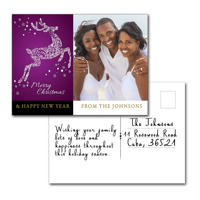 (12 PACK) Post Card - H B1