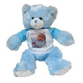 Baby Boy Teddy Bear 30cm