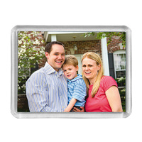 Large Fridge Magnet