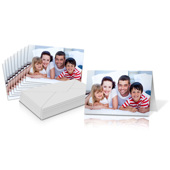 "5x7"" Folded Card Landscape - Single-sided (20 Pack)"