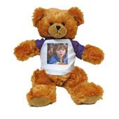 Birthday Girl Teddy Bear 30cm