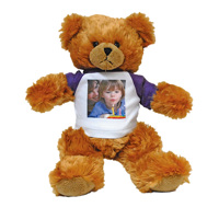Birthday Girl Teddy Bear 30cm