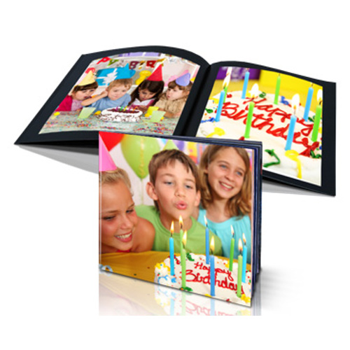 8x8 Personalised Soft Cover (20 pages)