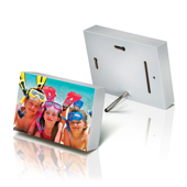 4x6 White Photo Block (Gloss)
