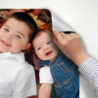 20x20 Photo Wall Cling