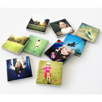 Ceramic Photo Magnets