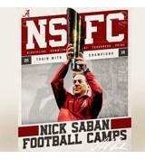 Nick Saban Football Camp