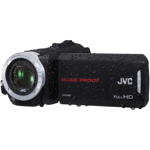 JVC-GZ-R70 Quad Proof Full HD 32GB Memory Camcorder-Video Cameras