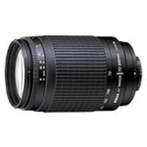 Nikon-AF 70-300mm Zoom-Nikkor F/4-5.6G-Lenses - SLR & Compact System