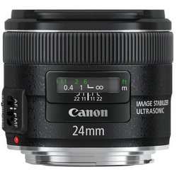 Canon-EF 24mm F2.8 IS USM -Lenses - SLR & Compact System