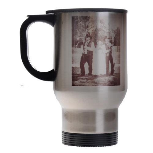Travel Mug (stainless) 14oz