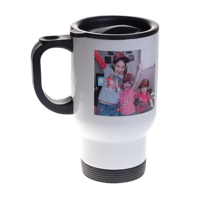 Travel Mug (white) 14oz