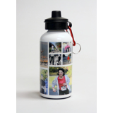 Water Bottle Collage