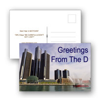 Post Card w/Text - 5x7