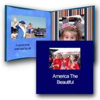 8x8 Soft Cover - Stars & Stripes