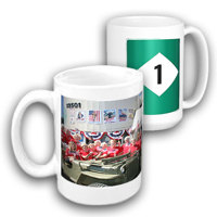 Woodward Avenue 15oz Mug