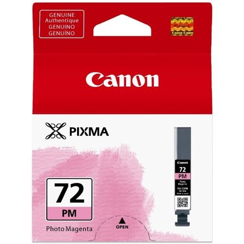 Canon-PGI-72PM - Photo Magenta Ink Cartridge-Ink Cartridges
